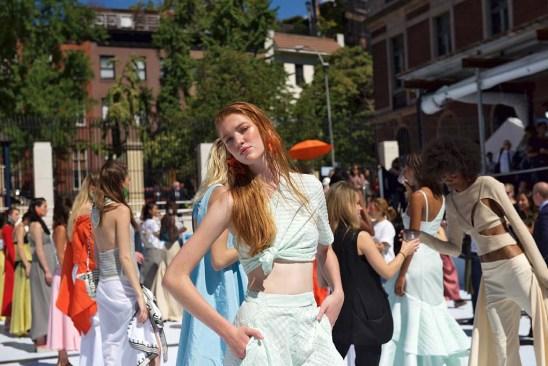 Rosie Assoulin New York Fashion Week RTW Spring Summer 2016 September 2015