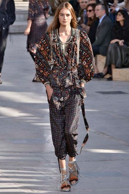 Isabel Marant Paris RTW Spring Summer 2016 September-October 2015