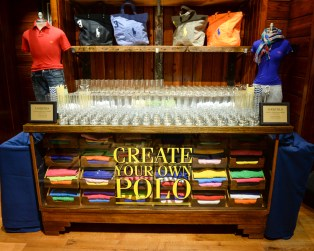 POLO RALPH LAUREN: EVENT WITH ATHLETE ALLY