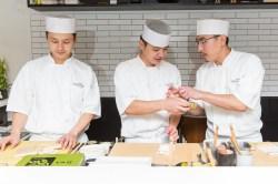 Sushi Nakazawa Chefs