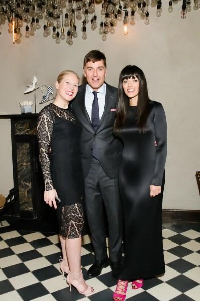 Jennifer Portman, Natalia Barbieri, Euan Rellie