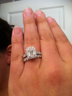 Small Of 15 Carat Diamond Ring