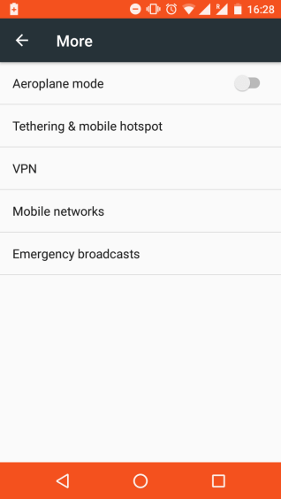 Wi-Fi hotspot timeout duration in Moto X