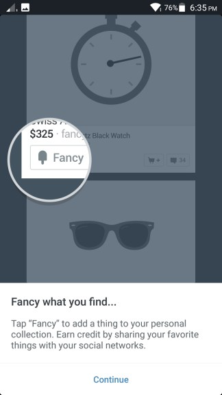 How to use Fancy App