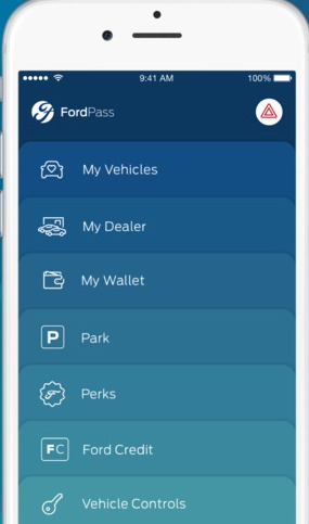 How to use Ford Pass App