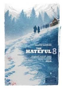 The Hateful 8 Plakat