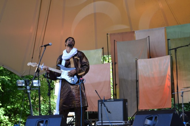 Mdou Moctar at By The Lake Festival (1), (c) Dörte Heilewelt
