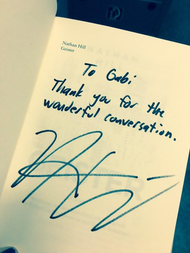 Nathan Hill Signature