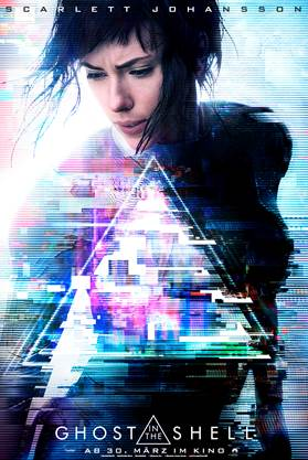 Ghost In The Shell Plakat