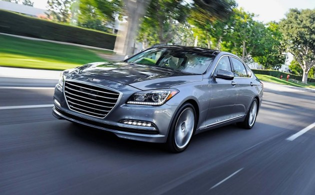 Hyundai Genesis | Review | 2015