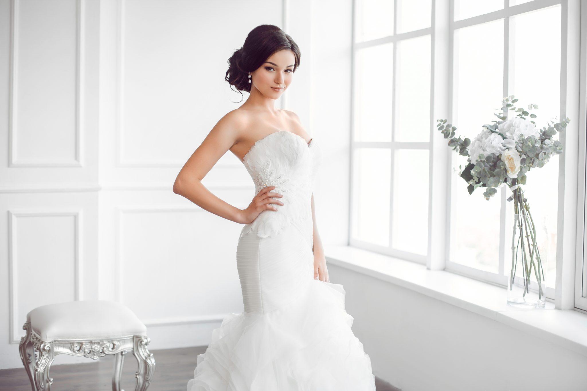 vestido de noiva (sereia)
