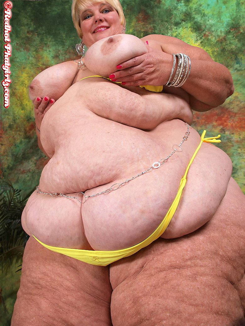 super morbidly obese ssbbw pussy