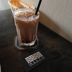 alley cafe mocha