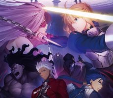 劇場版「Fate/stay night[Heaven's Feel] Ⅰ.presage flower」