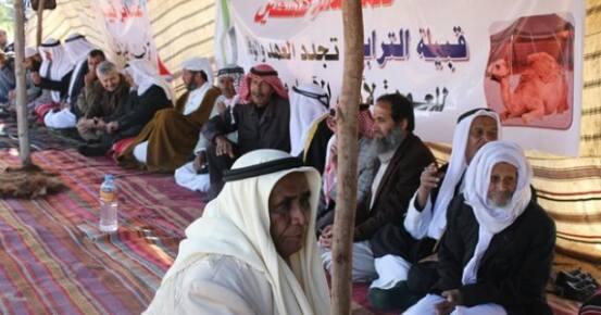 قبيلة الترابين توجه صفعة قوية لحركة حماس في قطاع غزة