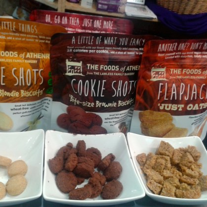 Gorgeous vegan biscuits by Foods of Athenry