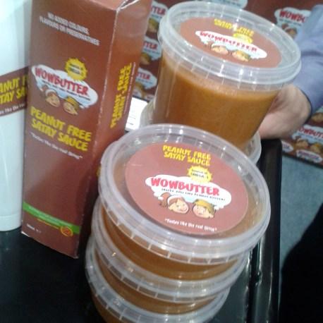 Peanut-free satay sauce