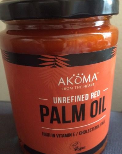 sustainable palm oil ghana