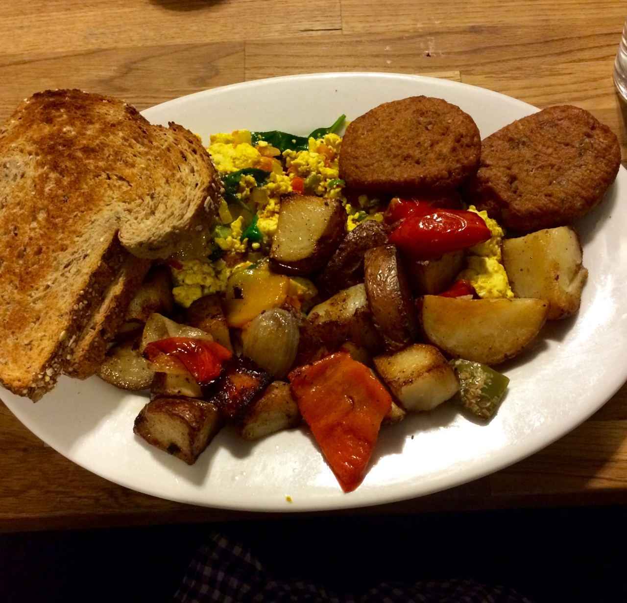 Review: Green Eggs Cafe in Philadelphia