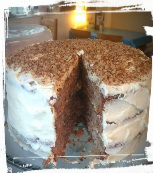FGV Hummingbird cake