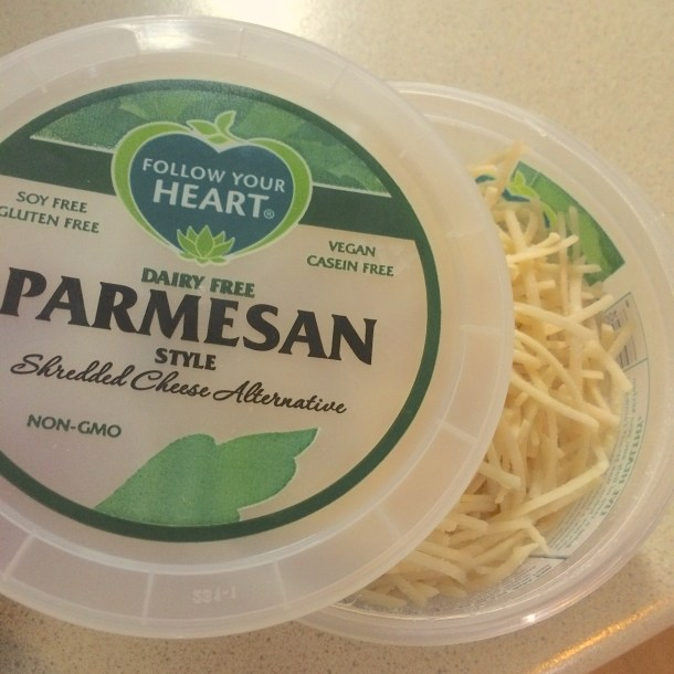 permesan follow your heart