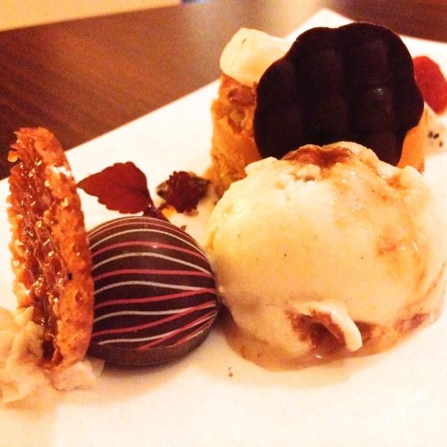 5 Lucky Leek Berlin dessert
