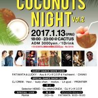 coconuts night