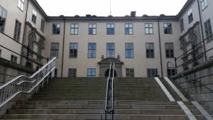 Svea Hovrätt, Stockholm Foto: Fatou Touray, Afropé