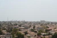 Banjul uppifrån 2015
