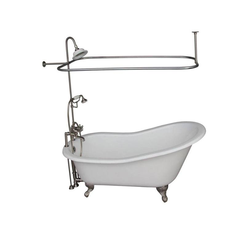 Large Of Clawfoot Tub Shower