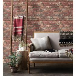 Small Of Faux Brick Wall