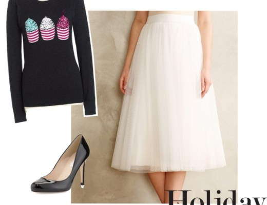 Holiday Office Party from Polyvore