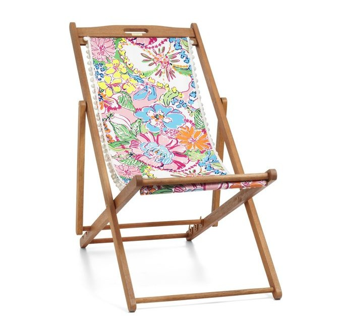 Lilly for Target Teak Chair