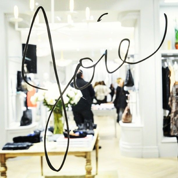 Joie StoreFront