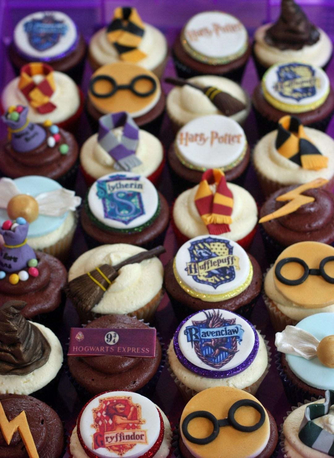 HarryPotterCupcakes