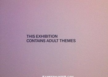 This Exhibition Contains Adult Themes