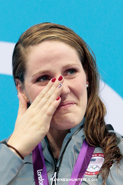 Nailed It - Missy Franklin