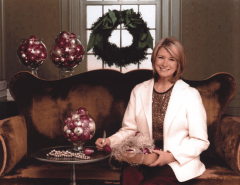 Martha at Christmas