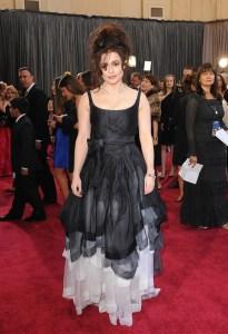 Helena Bonham Carter Oscars 2013