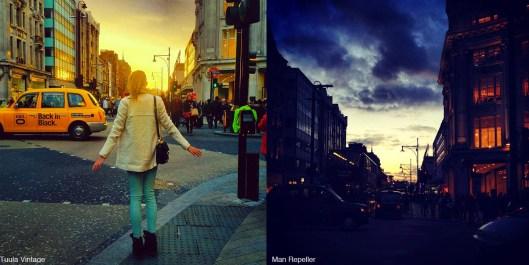 Oxford Street #LFW