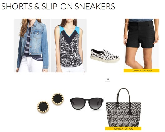 How to Wear Shorts with Slip on Sneakers