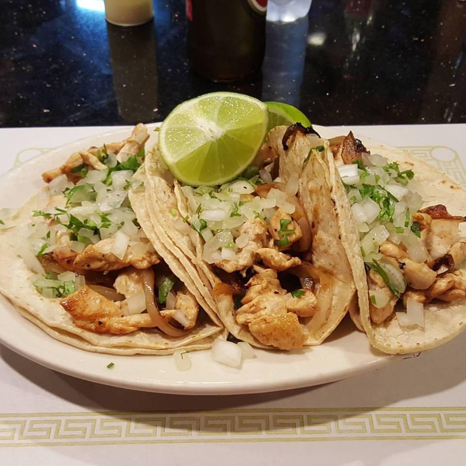 Tacos de pollo faxchix restaurant take out - Tacos mexicanos de pollo ...