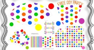 Fun Polka Dot Party Decorations