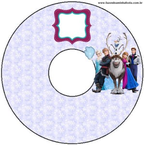 CD DVD Frozen: