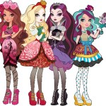 Imagem Personagens Ever After High