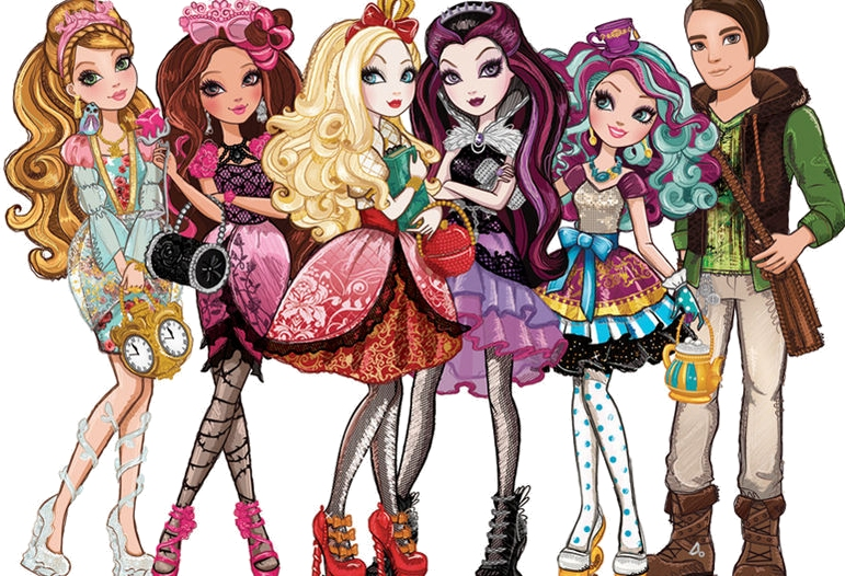 Ever After High Personagens 2