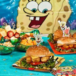 festa do bob esponja