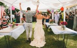 fazer um casamento em casa