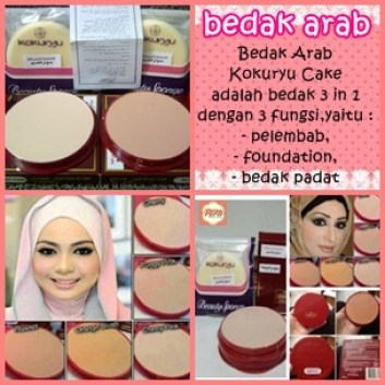 bedak arab original