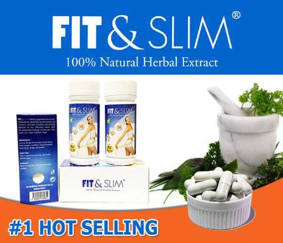 fit & slim pelangsing ampuh